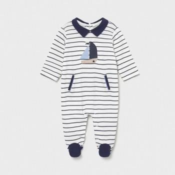 Pyjama marinière bébé