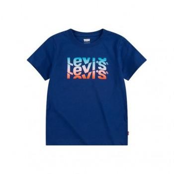 Tee Shirt Bleu Levis