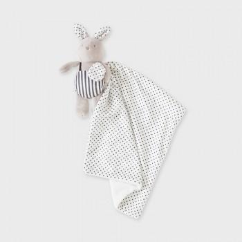 Doudou lapin bébé