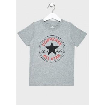 Tee Shirt gris Converse