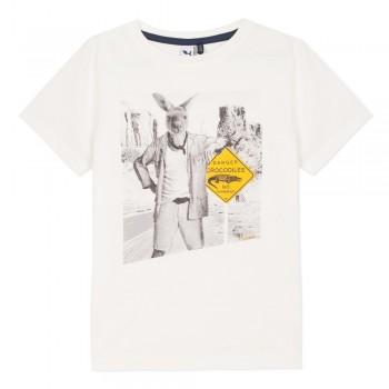 Tee Shirt Blanc Australie