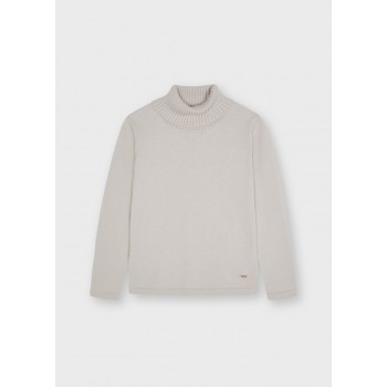 Sous pull beige fille