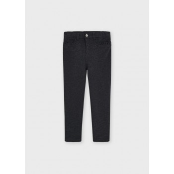 Pantalon gris fille