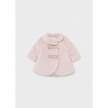 Manteau peluche bébé