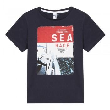 Tee Shirt Marine Yacht