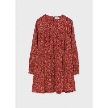 Robe rouge Junior
